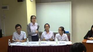 2014狮城杯初赛 l立化中学 vs 南洋女子中学(2)