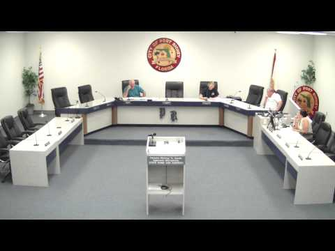 Port Authority Board 06/30/2015