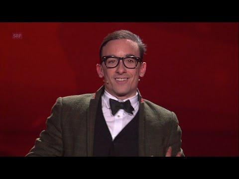 Erwin aus der Schweiz - Comedy und Zaubern - #srfdgst