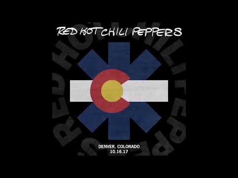 Red Hot Chili Peppers  Soul To Squeeze  Denver, CO SBD audio