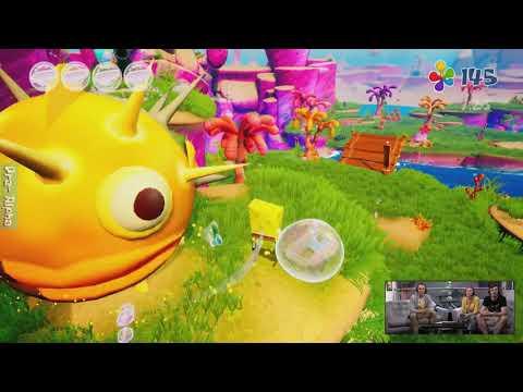Watch gameplay from SpongeBob SquarePants: Battle For Bikini Bottom Rehydrated here