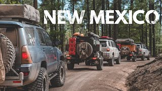 S2:E9 A New Mexİcan Ghost Town | Overlanding the Gila Wilderness