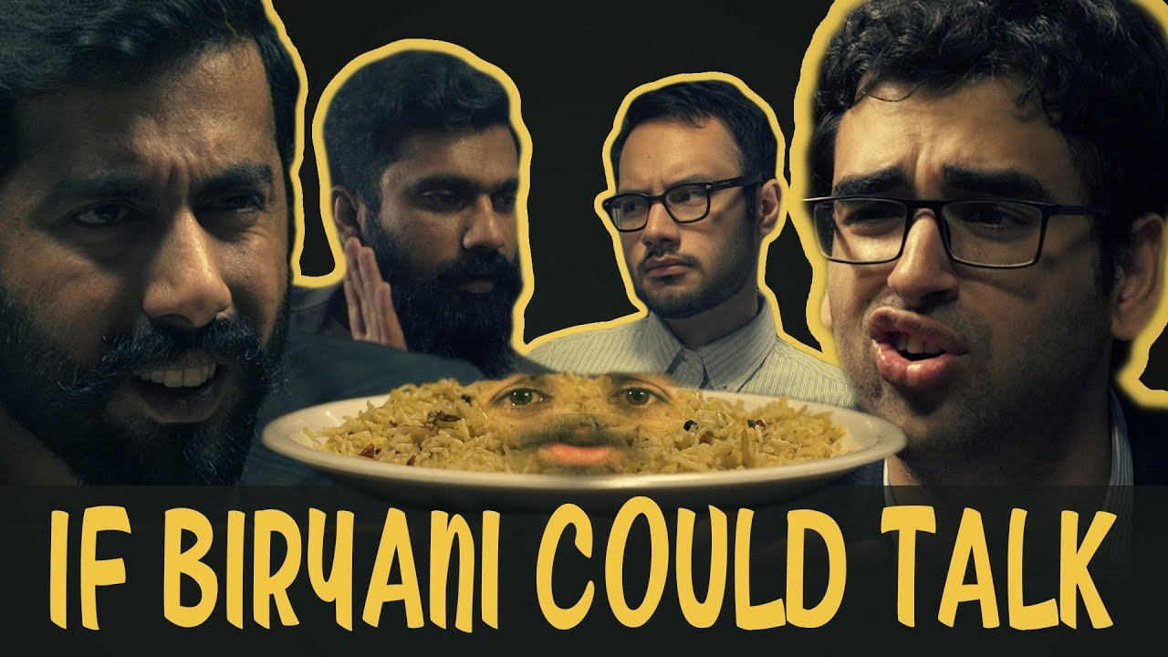 If Biryani Could Talk | MangoBaaz