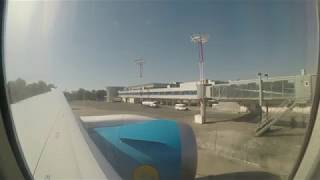 Uzbekistan Airways Boeing 787 from Moscow to Tashkent (June 2018) SUPER QUIET