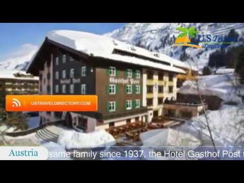 Hotel Gasthof Post - Lech Hotels, Austria