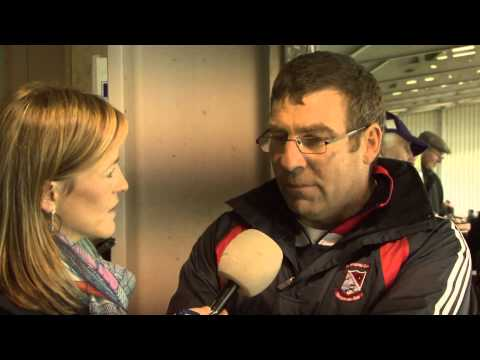 Interview with Fethard's George Foley