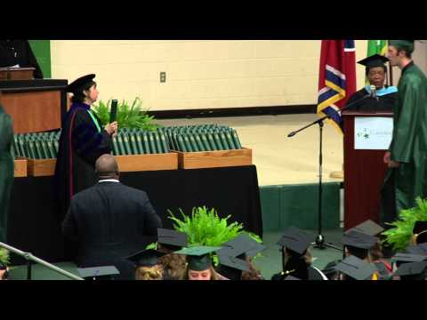 Columbia State Community College Spring 2014 Commencement