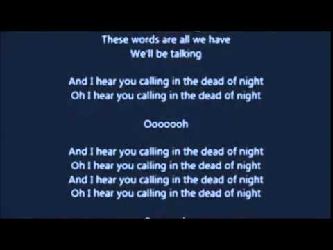 Bastille Overjoyed Lyrics