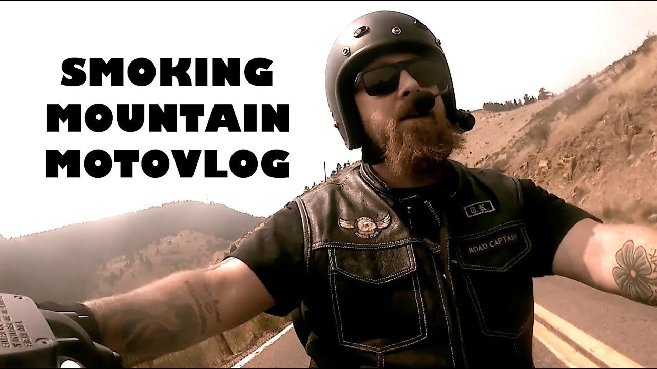 SMOKING MOUNTAIN MOTOVLOG