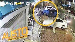 Alisto: Panghoholdap at pananakit ng mga riding-in-tandem, caught on cam!