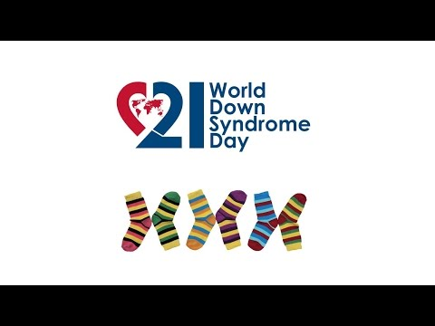 Lots of Socks. World Down Syndrome Day