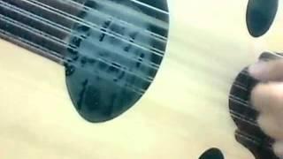انشودة قمر سيدنا النبى عزف على العود محمد الهادي العلوش 9amaron sidna annabi