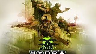 Live CS GO | Operation Hydra Drops FTW | Counter Strike Hydra Skins