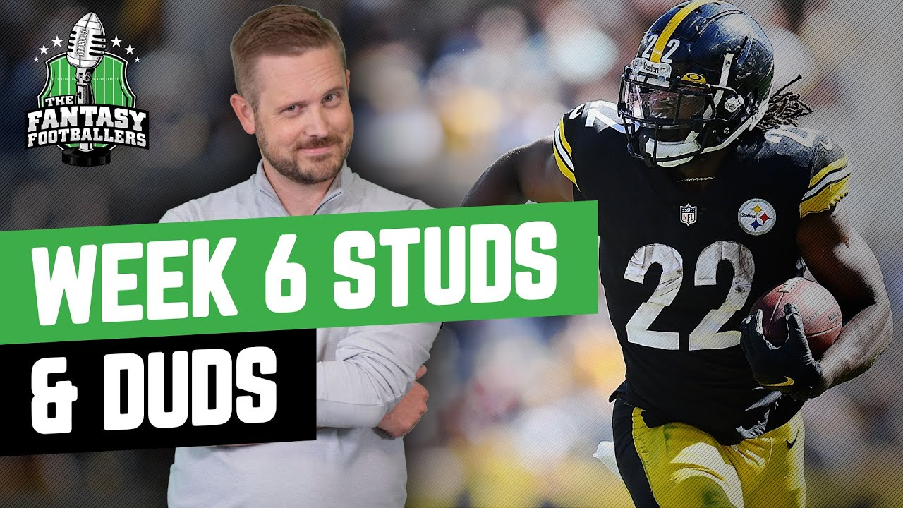 Fantasy Football 2021 - Week 6 Studs & Duds + The Impossibles - Ep. 1135