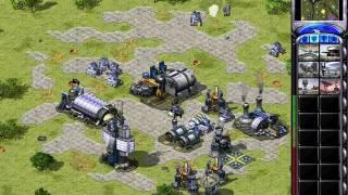 C&C Red Alert 2 Megapack Challenge 1v7 - TW2 Colossus - British