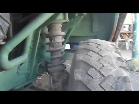4x4 multicab pick up 12valve modify front wheel drive  to rear drive
