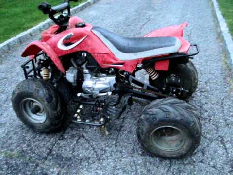 Kazuma 110 Atv | Wiring Schematic Diagram on