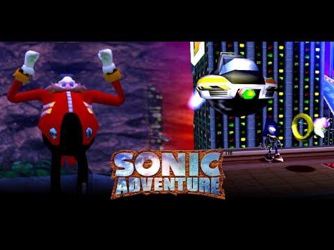 Sonic Adventure DX: Everyone Races Eggman