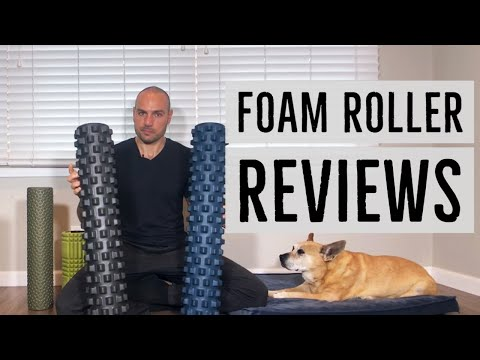 Best Foam Roller to Buy!? In depth Review and Comparisons!