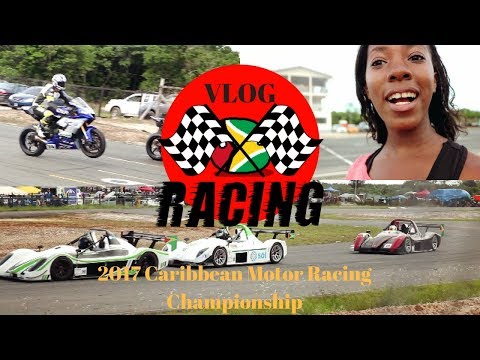 Caribbean Motor Racing Championship 2017@South Dakota Circuit Guyana