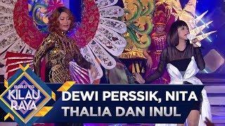 PEMALANG BERGOYANG! Dewi Perssik, Nita Thalia dan Inul Daratista - Road To Kilau Raya (25 /1)