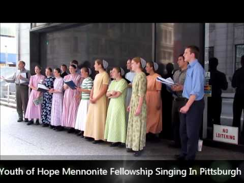 Youth of Hope Mennonite in Pittsburgh Pa.