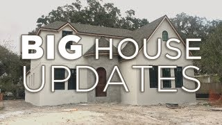 Big House Updates! DreamStone Diaries Episode 22