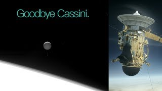 Goodbye Cassini