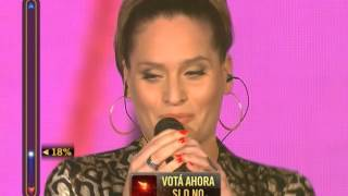 Capullito de alelí (Caetano Veloso): Luciana De Rissio / Duelo - Elegidos