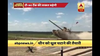 India upgrades T-90 battle tank by arming them with a third generation missile system