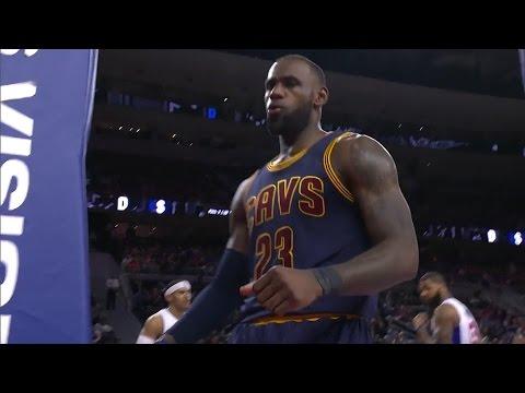 Cleveland Cavaliers vs Detroit Pistons | FULL HIGHLIGHTS | 3.9.17 | 16-17 NBA Season