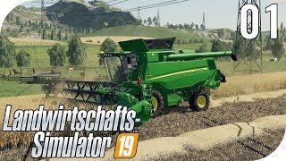 LS19 #1 - START AUF DEM BAUERNHOF || PantoffelPlays || Landwirtschafts Simulator 2019