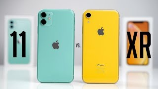 Apple iPhone 11 vs. iPhone XR (Deutsch) | SwagTab