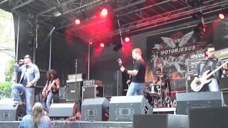 MOTORJESUS - Legion Of Rock  - Essen 29.07.2011 - Nord Openair