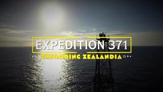 Expedition 371 Exploring Zealandia Trailer 2020