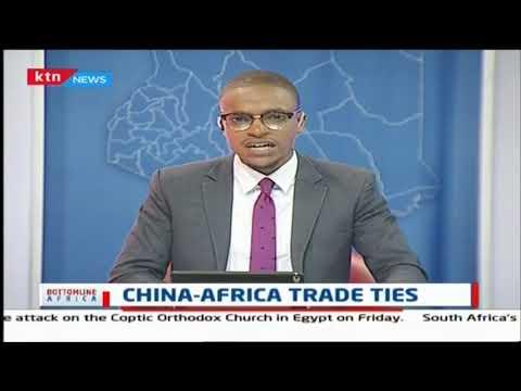 Shanghai international trade expo: China - Africa trade ties