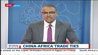 Shanghai international trade expo: China - Africa trade ties