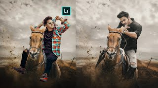 New Vijay⚡Mahar Mobile Lightroom Horse Ride Classic Photo Editing PicsArt Lightroom Govind Creation
