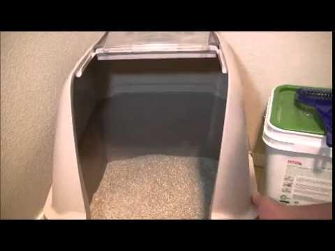 hagen catit hooded cat litter box. YouTube Premium Hagen Catit Hooded Cat Litter Box