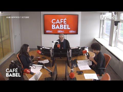 Leïla Chaibi, invitée de Cafébable et Arabel.