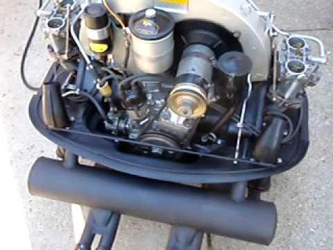 Porsche 356 Super 90 Engine Youtube