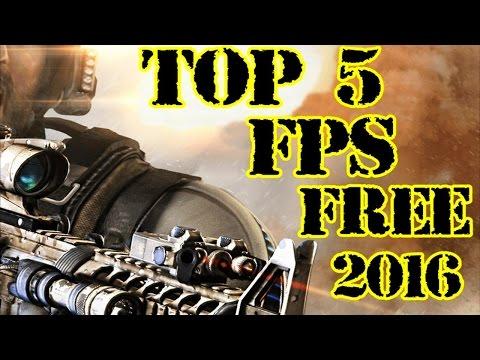Top 5 Jogos FPS Online Grátis 2016 - 2017 Para PC !!!