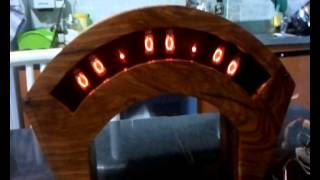 Nixie Clock Step 1