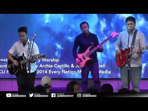 Victory Ortigas Worship Team Praise and Worship Live at Victory Fort 2018 FULL VIDEO CLEAR AUDIO