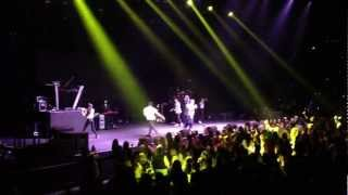 Put Your Hands Up (Original) - Johnny Ruffo Live at One Direction [Brisbane April 2012]