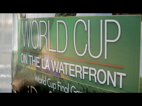 World Cup on the LA Waterfront