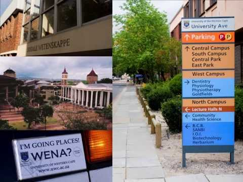 University of the Western Cape At A Glance