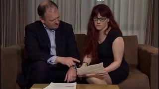Ian Watkins Lostprophets - Week in Week Out BBC with Joanne Mjadzelics