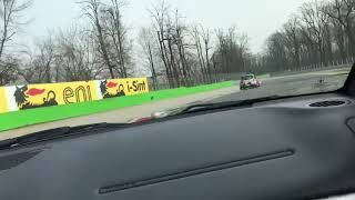 MONZA TRACK DAY 11.02.18 MASERATI GTS ON BOARD