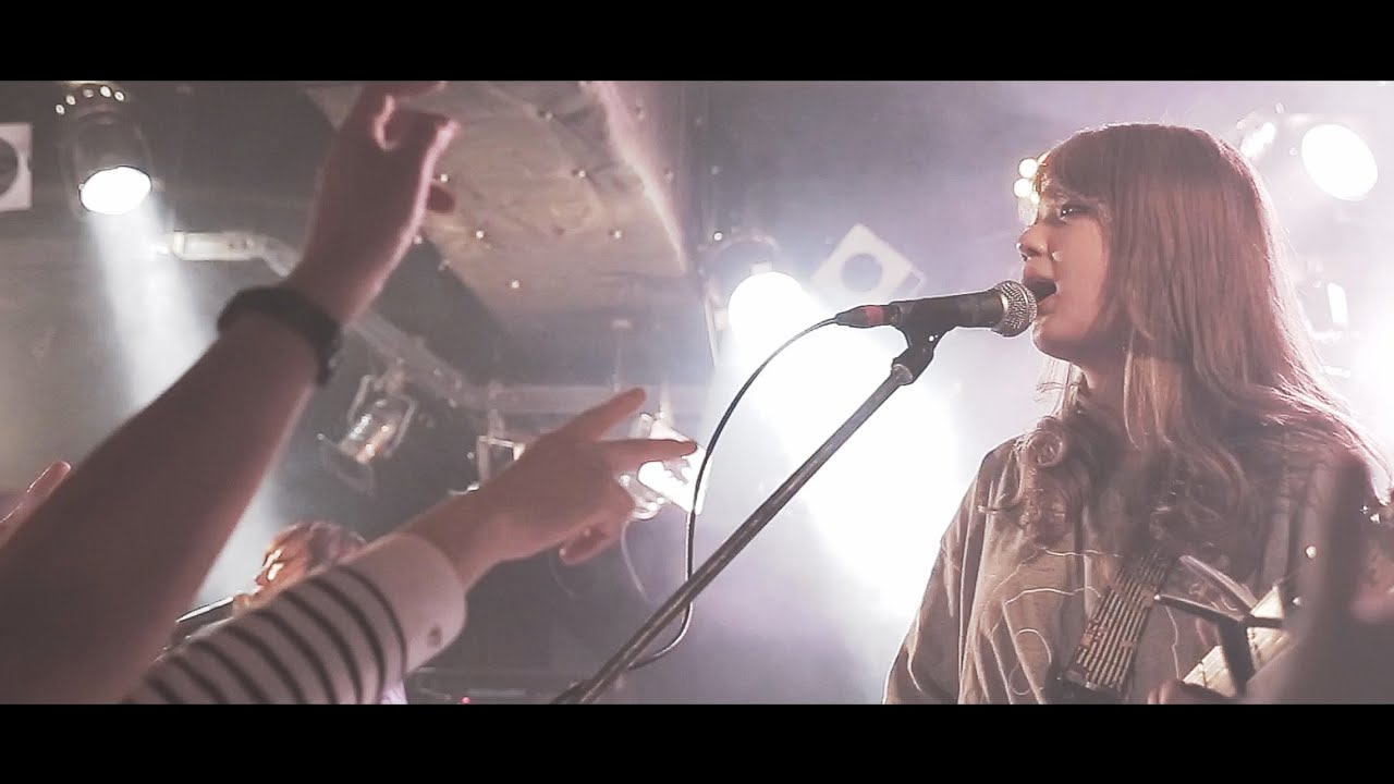 the peggies / グライダー (Live Video) - YouTube